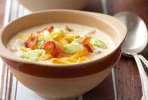Soups / by Jenn Titus Earles