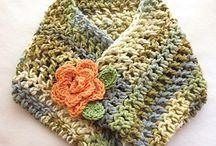 Crochet shawls / by Renee Hester