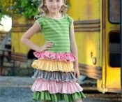 Kid Clothes / by Monica Woodall