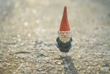 to fulfill my obsession with gnomes / by Erica Hayes
