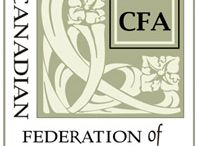 Join: CFA / by Liz Fulcher