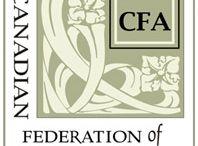 Join: CFA / by Liz Fulcher
