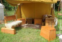 SCA Encampment Ideas / by tintinnael