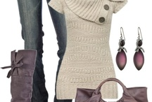 Fall outfits xoxo / by Michelle Soloshy Cyr