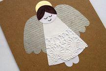 Weihnachtskarten, W-Print, W-Templates... / by E Sunny