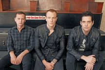 Eve 6 / Reunited and re-energized, the band is returning with new album 'Speak In Code' eight years after parting ways in 2004. As the fourth full-length release for Eve 6 and their debut on new label Fearless Records, the album heralds not just a return to form for the threesome, but a new chapter in a book that had ended all too abruptly. / by Fearless Records