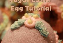 Sugar eggs / by Lisa Kent