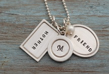 Mother's Day Jewelry / Jewelry and ideas to inspire gifts for Mother's Day / by Something About Silver