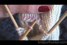 Knitting / by Michelle Reding