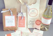 Wedding Guests Welcome Bag / by Traci Bennett