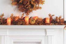 Fall Decor / by Belvedere Designs