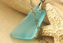 SEAGLASS / One of my favorite hobbies! I love listening to the seagulls and waves while searching for unusual colors of seaglass..it's my form of meditation.  / by Leslie Littlefield Padolko