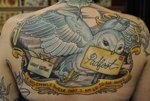 tattoos I love / by Amy Lanteigne