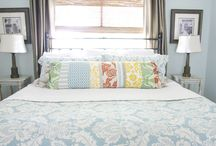 Bedrooms / by Christy Mossburg