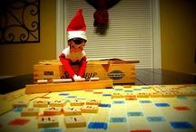 Holidays-Elf / by Madeline Fox