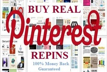 Pinterest Repin / Make your Pin Go Viral . Sell More Products . Make More Money with www.PinterestRepin.org  / by Mathieu Louis