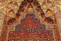 islamische Kunst / by Ziad Berkdar