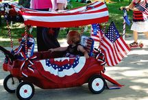 4th of July is a big deal! / by kristen mitchener mcllarky
