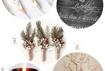 Winter Wedding  / by Ashley O'Brien