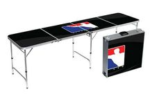 World Series of Beer Pong Tables / Official beer pong tables of the World Series of Beer Pong! / by Skip's Garage