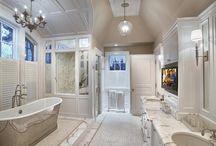 Splish Splash / Bathroom ideas / by Jennifer Sammons