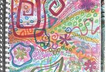 My Doodles / by Sarah Hornik