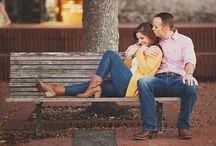 engagement pics / by Lauren Linck