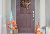 Fall Decorating / by Janet Worley