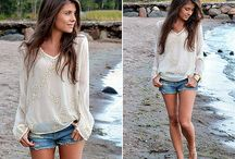 Summer style  / by Michelle Fjellgaard