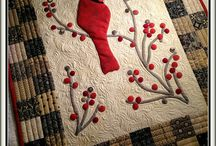 sewing / quilting / by Quilted Fabric Art