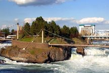 So Spokane / How can you define the beautiful sights, amazing people and incomparable atmosphere of the city of Spokane? A picture says a thousands words.  / by FOX 28 - myfoxspokane