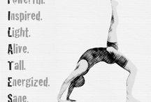 I love Pilates! / by Luciana Cardoso