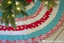 Christmas Tree Skirts / by Coastal Charm