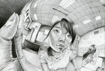 Escher / by Michelle Lundy