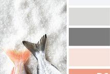 Color palette / by Ashley Sweatte