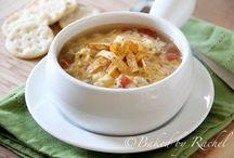 Soup / by Rebecca Jones