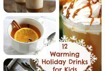 Kid holiday drinks / by Brandy Tillman-Erisman