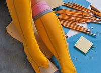 Socks socks socks / by Melissa Petitt