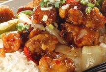 CHINESE FOODS / Chinese recipes / by Deidre Simon