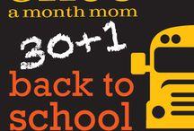 Back To School / by Sherren Adams Tripp