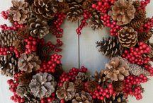 Wreaths / by Lauren Hemingway