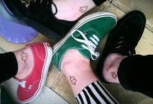 Tattoos / All of the tattoos I want to get or I'm considering to get.  / by Ivy Ann