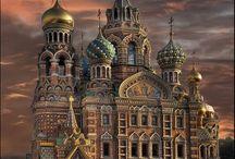 churches / by BilliJo Pentico