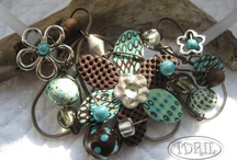 polymer clay / by idril/anne Briere