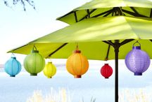 Outdoor Oasis Party Ideas / by Jo-Anna @APrettyLife
