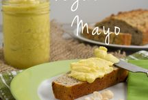 Vegan condiments / by Mandy Akers