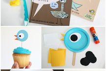 Birthdays / by Lindsay Anderson
