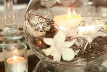Wedding Decorations / by Katrina Savelainen