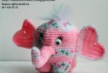 amis - olifanten / by sun kitty