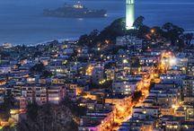 San Francisco / by Nathalie Leseine